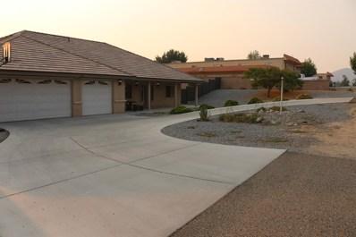 15734 Tuscola Road, Apple Valley, CA 92307 - MLS#: 503414