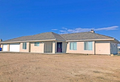 15637 Winnebago Road, Apple Valley, CA 92307 - MLS#: 503555