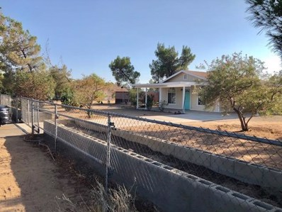 10822 Jamul Road, Apple Valley, CA 92308 - MLS#: 503562