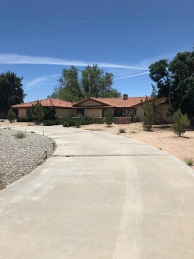 19643 Symeron Road, Apple Valley, CA 92307 - MLS#: 503605