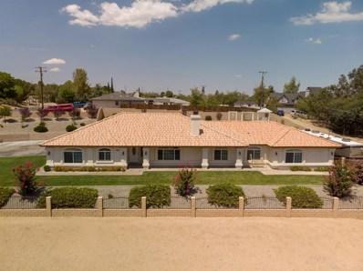 18728 Centennial Street, Hesperia, CA 92345 - MLS#: 503644