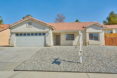 17103 Jurassic Place, Victorville, CA 92394 - MLS#: 503775