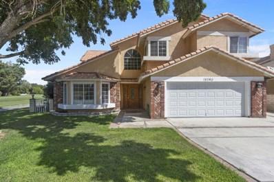 18386 Kalin Ranch Drive, Victorville, CA 92395 - MLS#: 503779