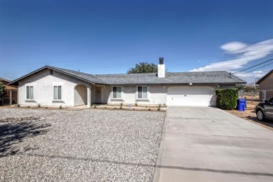 11021 Mohawk Road, Apple Valley, CA 92308 - MLS#: 503805
