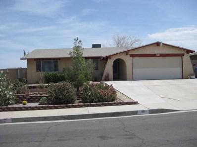 811 Palo Verde Drive, Barstow, CA 92311 - MLS#: 503816