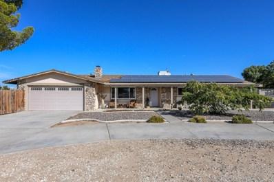 18276 Symeron Lane, Apple Valley, CA 92307 - MLS#: 503833