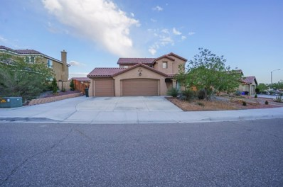 16977 Grand Triassic Lane, Victorville, CA 92394 - MLS#: 503896