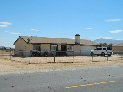 12647 Central Road, Apple Valley, CA 92308 - MLS#: 503912