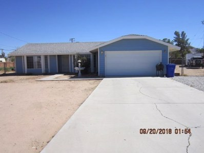 11360 Chimayo Lane, Apple Valley, CA 92308 - MLS#: 503926