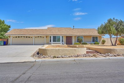 11447 Hollyvale Avenue, Victorville, CA 92392 - MLS#: 503938