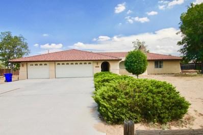 13383 Jicarilla Road, Apple Valley, CA 92308 - MLS#: 503943