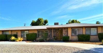 19135 Seneca Road, Apple Valley, CA 92307 - MLS#: 504005