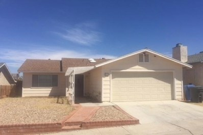 911 Crescent Drive, Barstow, CA 92311 - MLS#: 504131