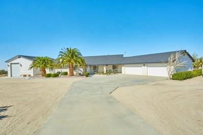 11427 Soledad Road, Pinon Hills, CA 92372 - MLS#: 504322