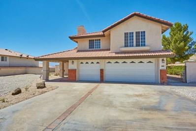 16334 Ridge View Drive, Apple Valley, CA 92307 - MLS#: 504515