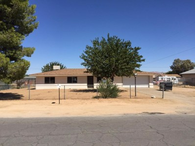 22394 Kayenta Road, Apple Valley, CA 92308 - MLS#: 504587