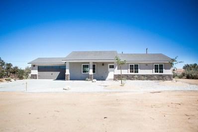 22006 Tussing Ranch Road, Apple Valley, CA 92308 - MLS#: 504641