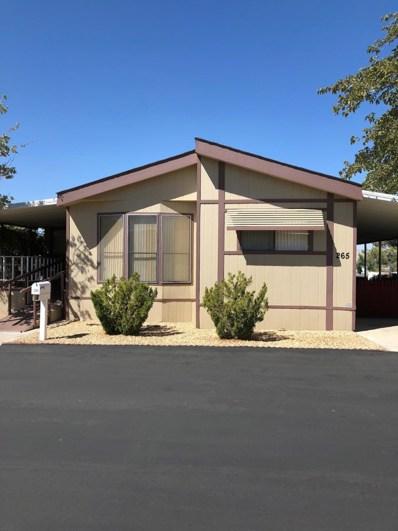 13393 Mariposa Road UNIT 265, Victorville, CA 92395 - MLS#: 504708