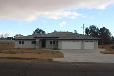 7598 Glider Avenue, Hesperia, CA 92345 - MLS#: 504723