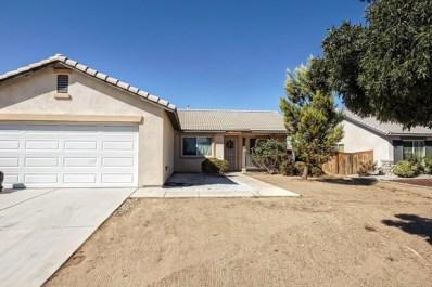 11834 Star Street, Adelanto, CA 92301 - MLS#: 504753