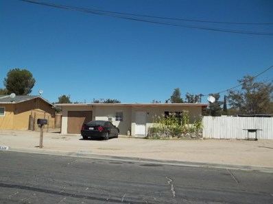16376 Hughes Road, Victorville, CA 92395 - MLS#: 504802