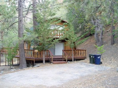 1117 Twin Lakes Road, Wrightwood, CA 92397 - MLS#: 504829
