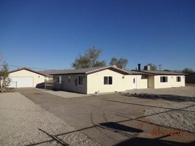 16021 Wichita Road, Apple Valley, CA 92307 - MLS#: 504872