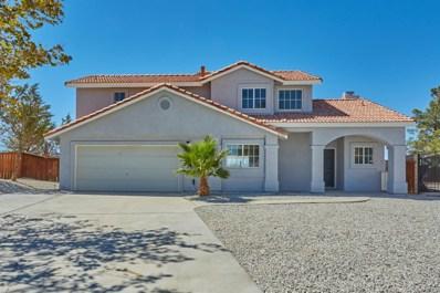 11722 Dana Drive, Adelanto, CA 92301 - MLS#: 504882
