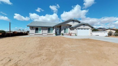 16038 Ute Road, Apple Valley, CA 92307 - MLS#: 504955
