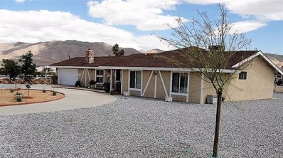 18535 Ranchero Road, Hesperia, CA 92345 - MLS#: 505086