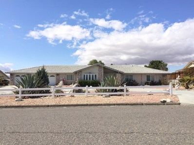 16232 Menahka Road, Apple Valley, CA 92307 - MLS#: 505106