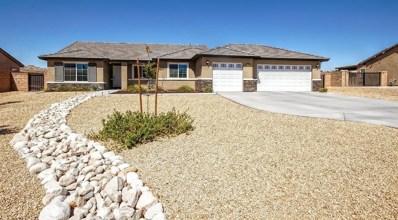 17840 Cabazon Road, Apple Valley, CA 92307 - MLS#: 505323