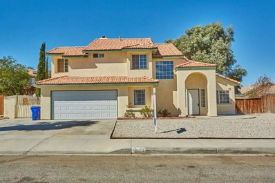 13144 Quiet Canyon Drive, Victorville, CA 92395 - MLS#: 505341