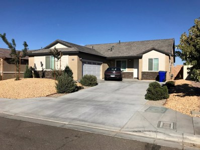 12575 Park Ridge Street, Victorville, CA 92395 - MLS#: 505351