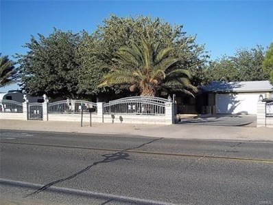 8277 Peach Avenue, Hesperia, CA 92345 - MLS#: 505357