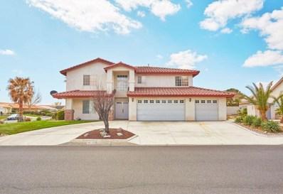 18535 Kalin Ranch Drive, Victorville, CA 92395 - MLS#: 505474