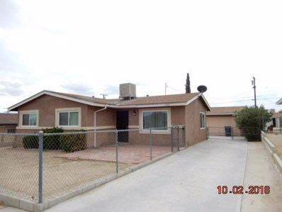 1104 E Virginia Way, Barstow, CA 92311 - MLS#: 505549