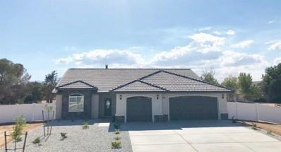 18630 Plumas Street, Hesperia, CA 92345 - MLS#: 505555