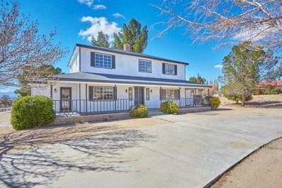 14610 Apple Valley Road, Apple Valley, CA 92307 - MLS#: 505599