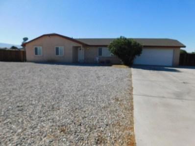 22649 Shawnee Road, Apple Valley, CA 92308 - MLS#: 505622