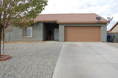 11216 Rosedale Drive, Adelanto, CA 92301 - MLS#: 505698