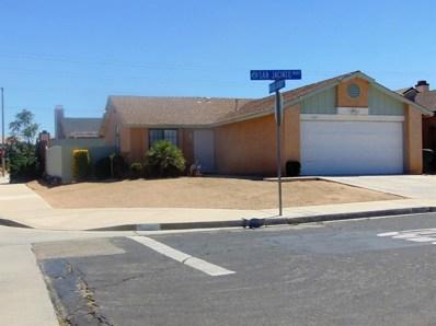 13697 San Jacinto Way, Victorville, CA 92392 - MLS#: 505725