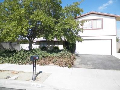 1605 Forane Street, Barstow, CA 92311 - MLS#: 505910