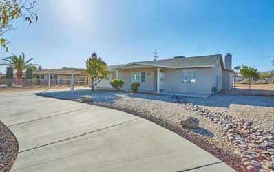 21193 Neola Road, Apple Valley, CA 92308 - MLS#: 505980
