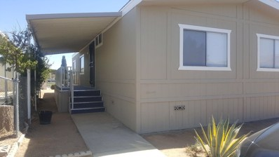 20843 Waalew Road UNIT C61, Apple Valley, CA 92307 - MLS#: 506033