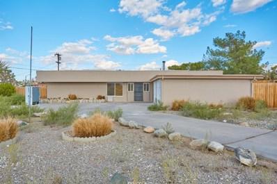 7331 Rubidoux Avenue, Yucca Valley, CA 92284 - MLS#: 506200