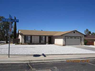 12850 Desert Creek Circle, Victorville, CA 92395 - MLS#: 506250