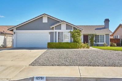12751 Paso Robles Drive, Victorville, CA 92392 - MLS#: 506402