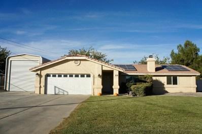 18162 Yucca Street, Hesperia, CA 92345 - MLS#: 506814