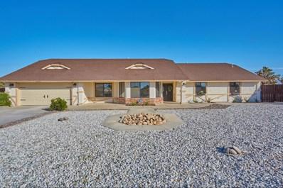 13551 Quapaw Court, Apple Valley, CA 92308 - MLS#: 506881